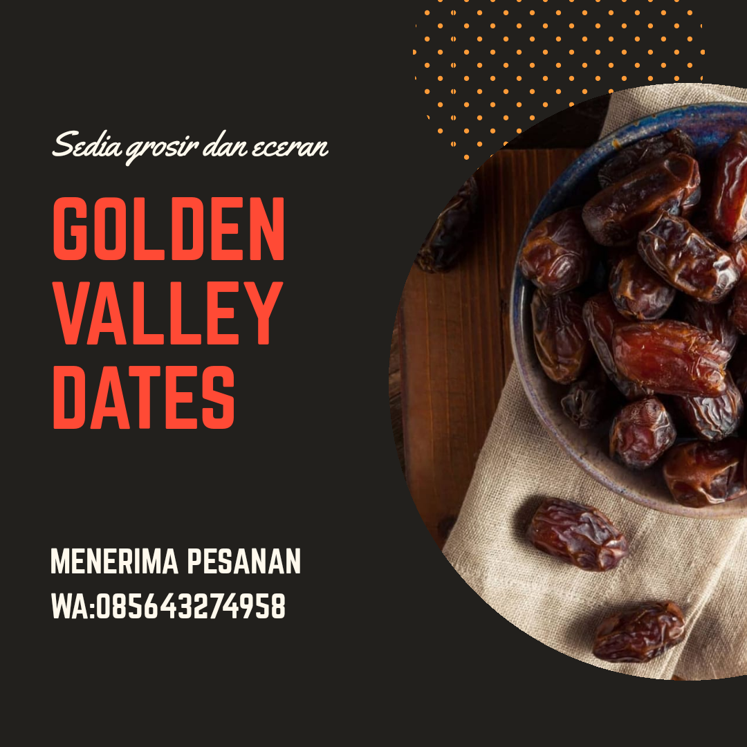 Kurma golden valley