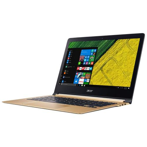 ACER Swift 7 (SF713-51) (Core i7-7Y75) - Gold